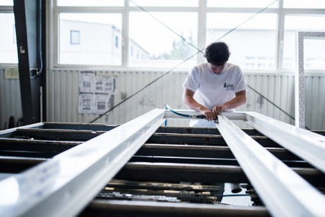 Ablakgyártó Gyakornok Sárospataki üzemünkbe