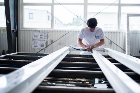 Ablakgyártó Gyakornok Soproni üzemünkbe