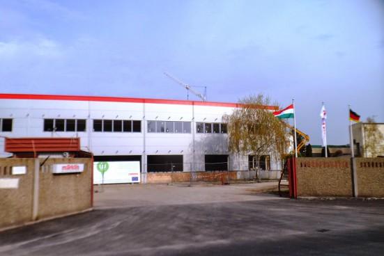 Ipari létesítmények, Győr