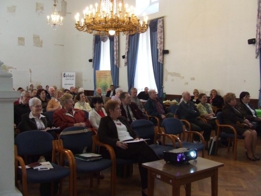 THT konferencia Sopronban
