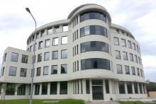 Taraliget Lakópark irodaépület
