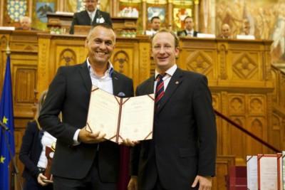 Magyar Termék Nagydíjat nyertek műanyag nyílászáróink és szolgáltatásaink